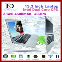 13 inch Ultrabook Laptop Notebook 2GB RAM,32GB SSD+320GB HDD, Intel I3  Dual Core 1.80Ghz,1366*768 Bluetooth,WiFi,Webcam,HDMI