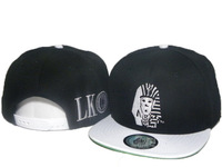 New arrival Last Kings snapback Caps leather  leopard hats  mens designer  adjustable cap Freeshipping