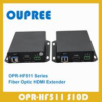 OPR-HF511 S10D Singlemode Fiber Optic HDMI Extender transceiver,Long Distance HDMI Extender over Fiber Optic