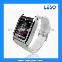 Smart bluetooth watch for smart phone TW530 Quad band GSM watch phone 1.54 touch screen with camera russian language