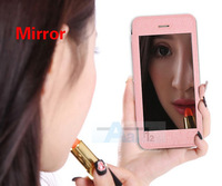 The New Unique Series Cosmetic mirror Case Cover for Samsung Note3 + Pen S130