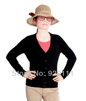 Wholesale 3pcs/ lot New 2014 autumn winter women fashion sweater cardigan cardigan  women clothing long sleeve knit outerwear