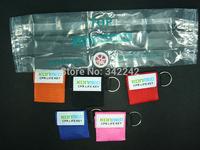 CPR masks, emergency mask,resuscitation cpr, PVCmask as seen tv products Pocket Mask