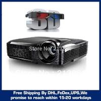 New DLP Full HD 1028*768 Perfect shutter 3D Projector Beamer,DLP LED Projectors Wide screen HDMI video home theater Proyectors