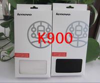 Original lephone Lenovo logo P780 Leather Case Black white red blue brown  In Stock  Lenovo P780 Case leather flip case  lenovo