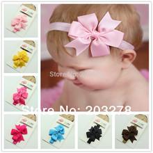 popular infant bow headbands