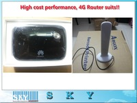 7 days special promotions!!Original Huawei 4G LTE Pocket WIFI E5776 Router  with antenna free shipping