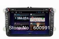 Pure android 4.1 Car DVD Player for VW GOLF 5 Golf 6 POLO PASSAT CC JETTA TIGUAN TOURAN EOS SHARAN SCIROCCO TRANSPORTER CADDY