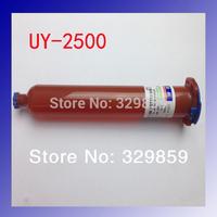 UV LOCA Liquid Optical Clear Adhesive Glue For Touch Screen Stick Lcd UV-2500 50ml