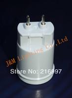G12-E27 10pcs  G12 e27 screw-mount lamp g12-e27 lamp base needle e27 screw-mount
