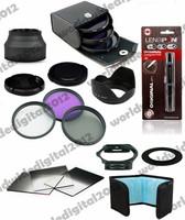 67mm  Lens Filter kit for Canon EOS Rebel T5i T4i T3i 7D 6D 70D 60D  + Gradual ND2 4 8 Filter Set +  Ring Adapter for Cokin F8