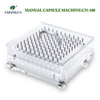 Пустые упаковочные капсулы Capsulcn 5000 & #3 3#