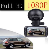 "1080P 2.7"" 130 Degree 4x Zoom 4 Bright LED Night Vision Cam Video Recorder Camcorder Vehicle Camera Full HD Car DVR"