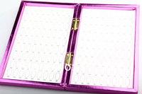Nail Art Tools:  Nail Lacqucer Color Chart Dispaly Borad 162 colors, the Necessary Nail Oil Color Chart of Luxurious Nail Salon