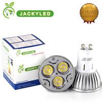 10 x Gu10 9W VS 50W / 12W VS 70W / 15W VS 90W LED Dimmable High power  Warm White or Cool White Gu10 led Light Lamp Bulbs AC220V