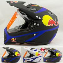 Free shipping moto motorcycle helmet casco capacete motocross racing helmet with lens winter ATV dirtbike windproof helmets(China (Mainland))