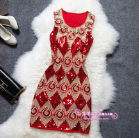 new 2015 fashion woman brand high quality embroidery women dress,women dress, women clothing, hot selling fashion dresses 1