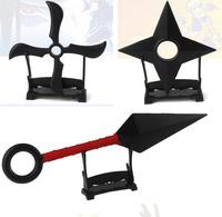High Quality Ninja Cosplay Ninja Metal Shuriken Ninja Weapon Tools Knifes Weapons