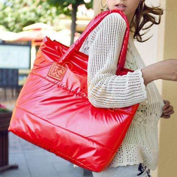 Fashion Cotton handbag Ladies Space Bal