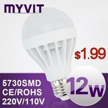 Wholesale E27 B22 Led Light Bulb 3W 5W 7W 9W 10W 12W 15W LED Bulb Lamp, 220v 240V Cold Warm White Led Spotlight Free Shipping(China (Mainland))