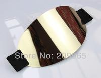3pcs Wholesale Fashion 2014 Metallic Gold Plate Belt Black Elastic Cintos Women Cummerbunds Female Corset Waistband for Dress