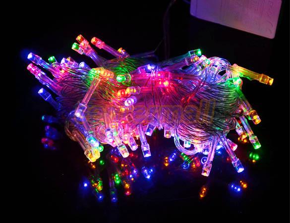 10M 100 LED String Lights Xmas Christmas Decoration