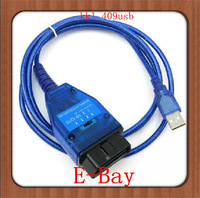 2014   new hardware for fiatecuscan and vagcom kkl 409usb oem car  diagnostic tool  data cable  free shipping
