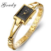 da3ee34f968 Grady japanese movt quartz watch stainless steel back 3atm water resistant  women dress watch