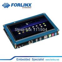 Motherboard/Development Board TI AM335x, CortexA8 / Single board computer OK335xD+7'' Capacitive LCD512M DDR3/256M SLC Nandflash