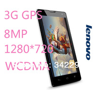 MTK6589T Quad core 1280*720 5.0''HD Lenovo P780 T Phone 1G Ram 4G Rom 3G GPS android 4.2 unlock with multi language free gift