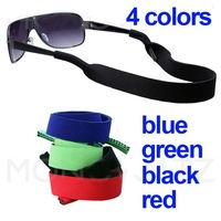 20 X Glasses Neck Strap Retainer Chain/ String For Sunglasses 4 Colors  Free Shipping