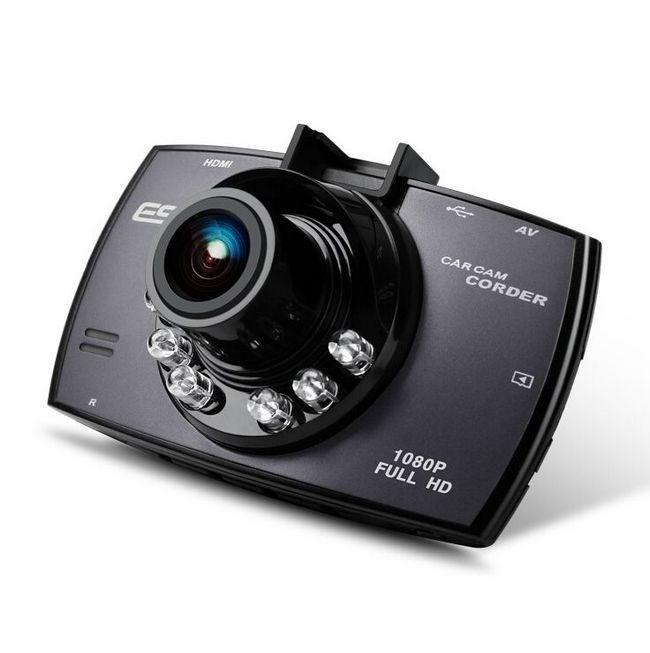 Full HD 1080P Lens 170 degrees Car dvr Camera video Recorder , black box , h.264 carcam blackbox for car(China (Mainland))