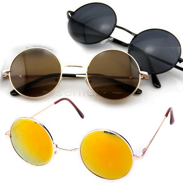 New Designer Unisex Vintage Tortoise Frame Lens Retro Round Sunglasses Eyeglasses Glasses 5461(China (Mainland))