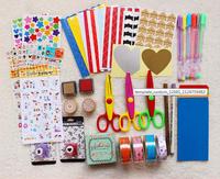 Handmade Scrapbook attachment Diy photo album accessories set NO.5