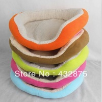 New Arrival Hot Style 1 piece/lot 5 Colors Removable and Washable Pet Bed Soft Bed for Teddy  dog & cat House