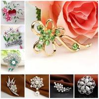 silver jewelry Women Fashion Brooches silver jewelry