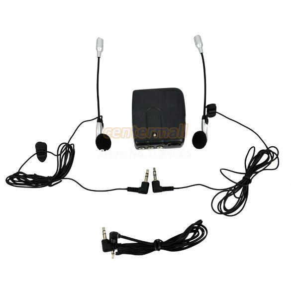 Hot Sale!! Motorbike Motorcycle Helmet To Helmet Intercom Headset MP3 Drop Shipping B2 6634(China (Mainland))
