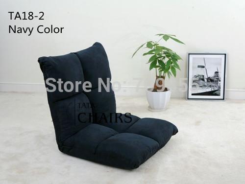 """TA18-2 Móveis para Sala cor da marinha encantadora reclináveis japonês """" zaisu """" Seat poltronas para venda(China (Mainland))"""