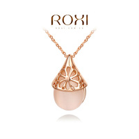 ROXI Exquisite fashion Opal necklace/Chrismas giftsAustrian crystal,fashion Environmental  double sets Jewelry,2030235430