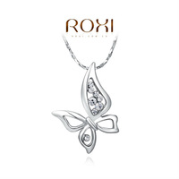 ROXI Christmas Gift Classic PENDANT Fashion 18K Link Chain Calabash Sales Lucky NECKLACE for New Year,2030201390
