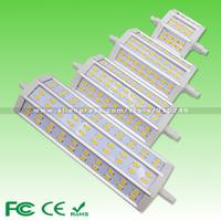 Dimmable 10W/78mm 15W/118mm 18W/135mm 20W/189mm SAMSUNG SMD5730 WW CW Aluminum R7S LED Light Bulb Replace Halogen Lamp