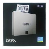 "NEW Samsung SSD 840 EVO 2.5"" 250GB SATA III TLC Internal Solid State Drive MZ-7TE250BW Faster Than HDD"