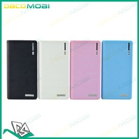 20000mah Wallet Style Portable Dual USB Power Bank External Battery Charger 50pcs/lot HK Fedex Free Shipping