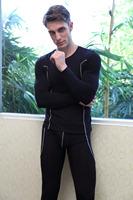 1Suit WJ New Winter Men's Bamboo Fiber Thermal Underwear Men Super Warm Tops Shirts + Long Johns Sleepwear Bodysuit Warm Pants