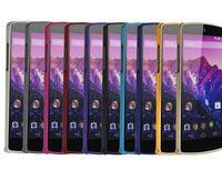 For LG Nexus 5 Case Hot Sale Metal bumper frame Case Cover for Nexus 5 Google LG Nexus 5 D820 D8213
