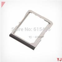 5 pcs/lot Original New White SIM Card Tray Replacement for HTC One M7 801e -White/Black
