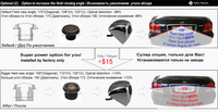Extra payment link for wide field view angle camera bigger view camera 190 deg view angle camera - NOT single selling!!
