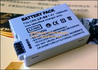 3pcs/Lot 1500mAh LPE8 LP-E8 LP E8 Battery Pack for Canon EOS Rebel T2i T3i T4i T5i 550D 600D 650D 700D Kiss X4 X5 X6
