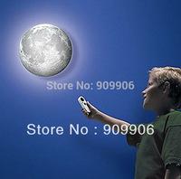 Moon In My Room Healing Moon Night Light Bedroom Wall Lamp + Remote Control