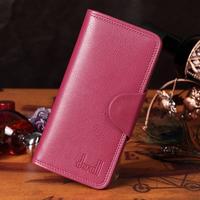 Men's Women's design cowhide long wallet men women high quality leather multi card holder wallets